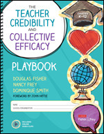 The Teacher Credibility and Collective Efficacy Playbook, Grades K-12