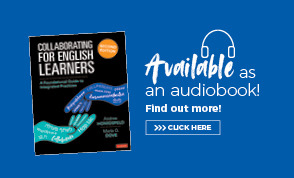 Collaborating for English Learners audiobook ad