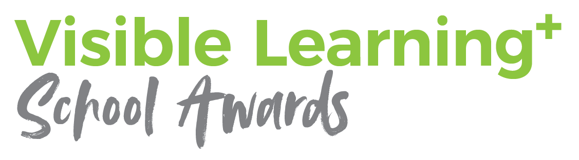 visible learning school awards logo