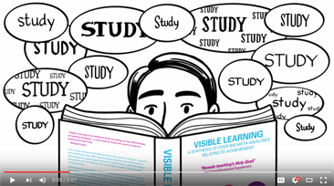 Visible Learning Screenshot