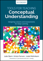 Tools for Teaching Conceptual Understanding, Secondary